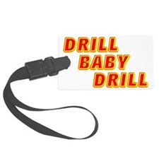 DRILL BABY Luggage Tag