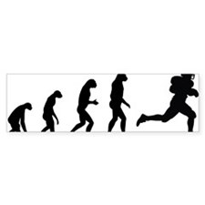 evolutionrugby Bumper Sticker