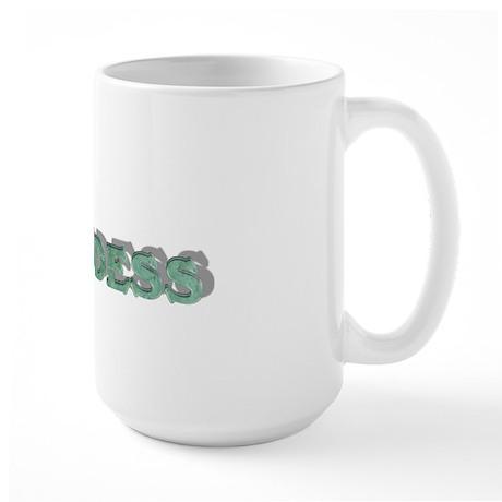 JADE GODDESS Large Mug
