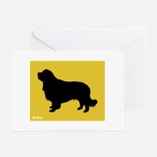 Clumber iPet Greeting Cards (Pk of 10)