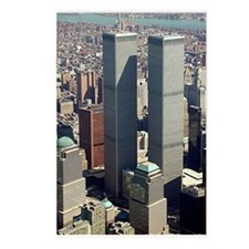 WTC-Complex-lge poster-8b Postcards (Package of 8)