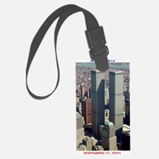 WTC-Complex-lge poster-8b5-cpJou Luggage Tag