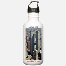 WTC-Complex-lge poster Water Bottle