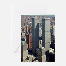 WTC-Complex-lge poster-8b5-cpJournal Greeting Card