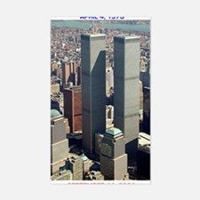 WTC-Complex-lge poster-8b5-cpJ Decal