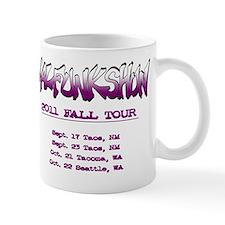 tour dates Mug