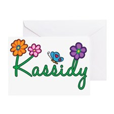 Kassidy Greeting Card