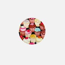 yumming cupcakes Mini Button