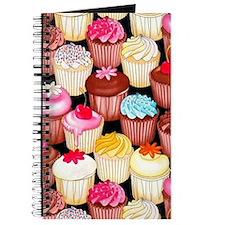 yumming cupcakes Journal