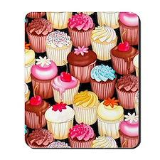 yumming cupcakes Mousepad