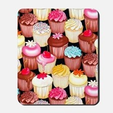 yumming cupcakes Mousepad