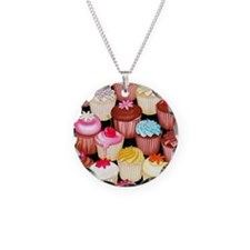 yumming cupcakes Necklace