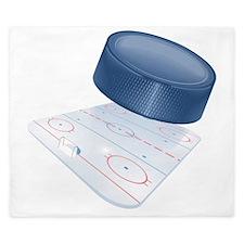 SportFieldHockey King Duvet