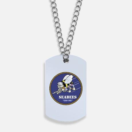 U.S. Navy Seabees Dog Tags Dog Tags