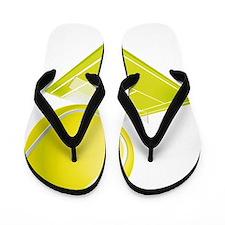 SportFieldTennis Flip Flops