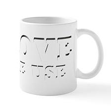 REMOVE WHITE Mug