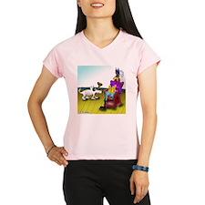 2709_disabled_cartoon Performance Dry T-Shirt