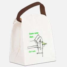 stirrupse Canvas Lunch Bag