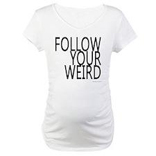 follow-your-weir-block-black Shirt