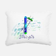 Dialysis 2011 Rectangular Canvas Pillow