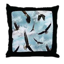 eagles1 Throw Pillow