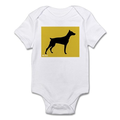 Doberman iPet Infant Bodysuit