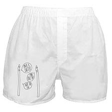 knit you shirt Boxer Shorts