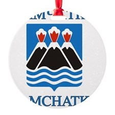 Kamchatka Coat of Arms Ornament