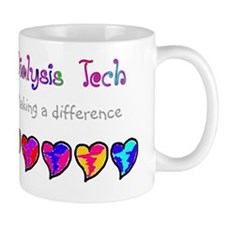 Dialysis Tech 2011 new Mug