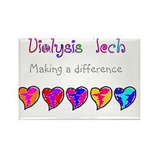 Dialysis Tech 2011 new Rectangle Magnet