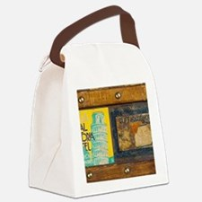 6 Canvas Lunch Bag