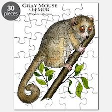 Gray Mouse Lemur Puzzle