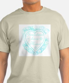 Grandmas Have Heart T-Shirt