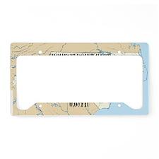 MTMI STICKER License Plate Holder