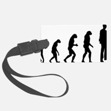 evolutiontourist Luggage Tag
