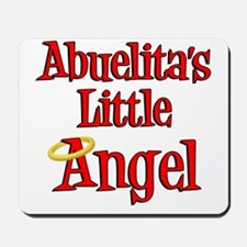 Abuelitas Little Angel Mousepad