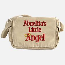 Abuelitas Little Angel Messenger Bag