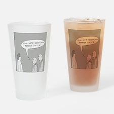 Buddhist Colony Drinking Glass