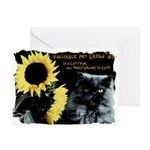 Valuable Pet Lesson #3 Greeting Cards (Package of