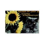 Valuable Pet Lesson #3 Rectangle Magnet (10 pack)