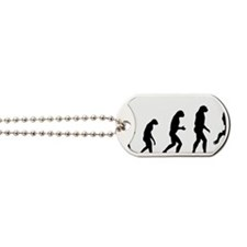 evolutionbreak3 Dog Tags
