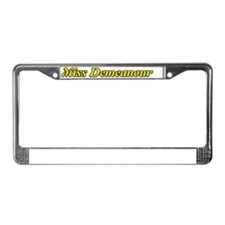 missdemeanourtext License Plate Frame