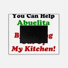 Abuelita Out Of My Kitchen Picture Frame