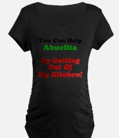 Abuelita Out Of My Kitchen T-Shirt