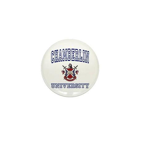 CHAMBERLIN University Mini Button