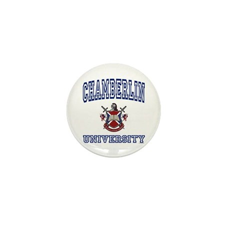 CHAMBERLIN University Mini Button (10 pack)