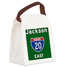 Jackson 20 Canvas Lunch Bag