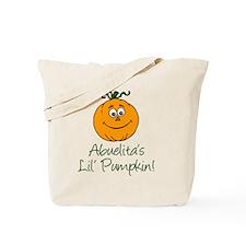 Abuelitas Little Pumpkin Tote Bag