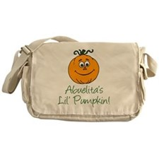 Abuelitas Little Pumpkin Messenger Bag