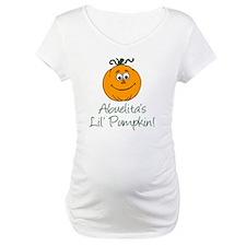 Abuelitas Little Pumpkin Shirt
